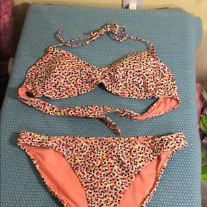 Gap body 2pc swimsuit Large New with out tags